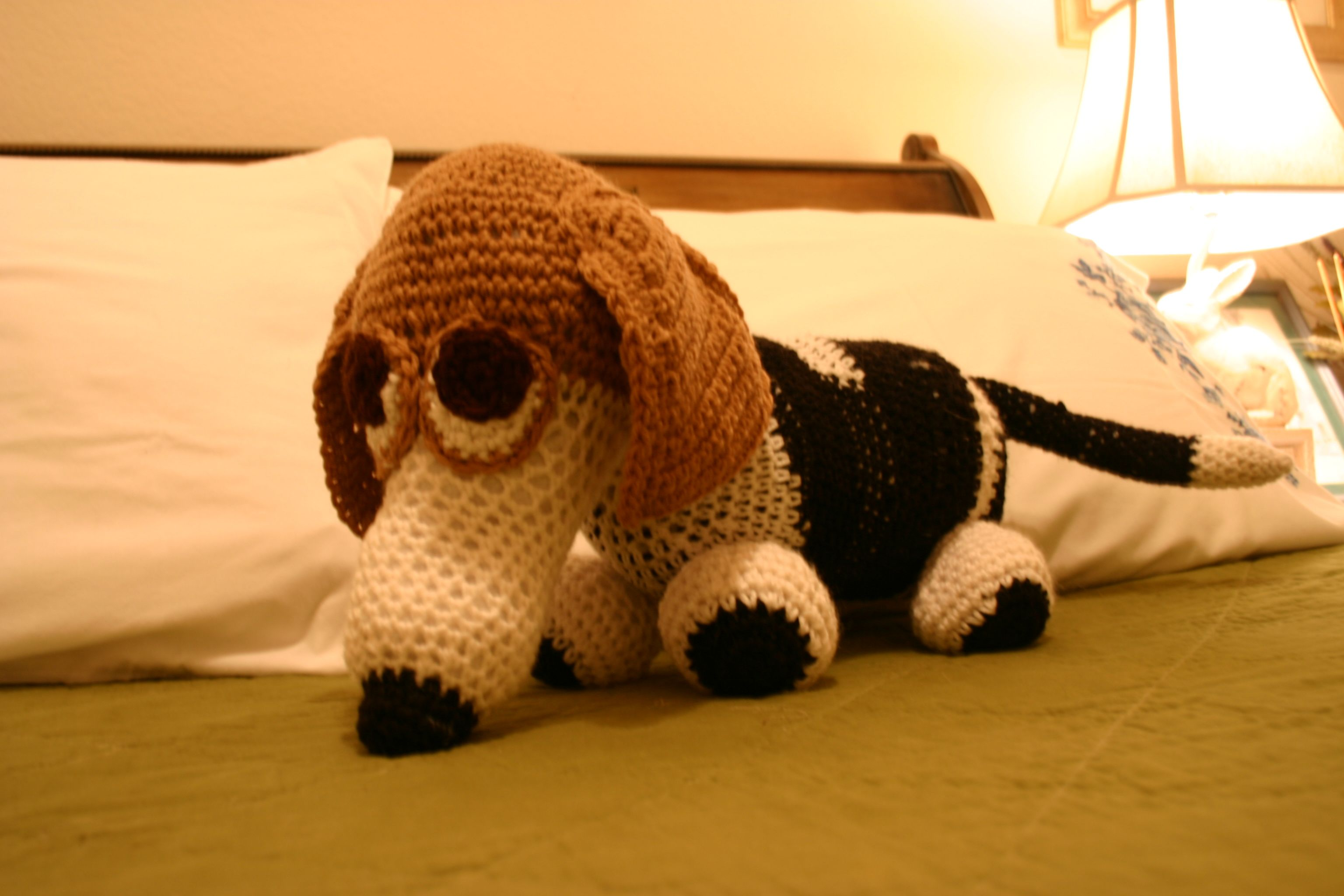 crochet Love Is All You Knit