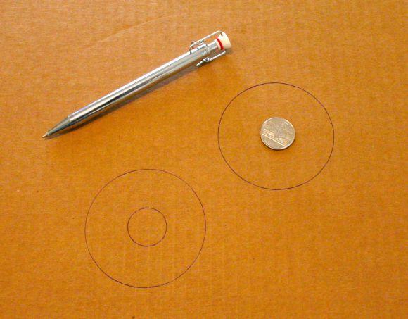 tracing circles 2