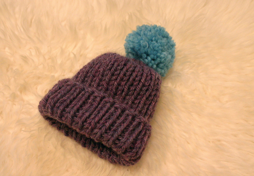 Knitting Chunky Hat Pattern : Hat love is all you knit