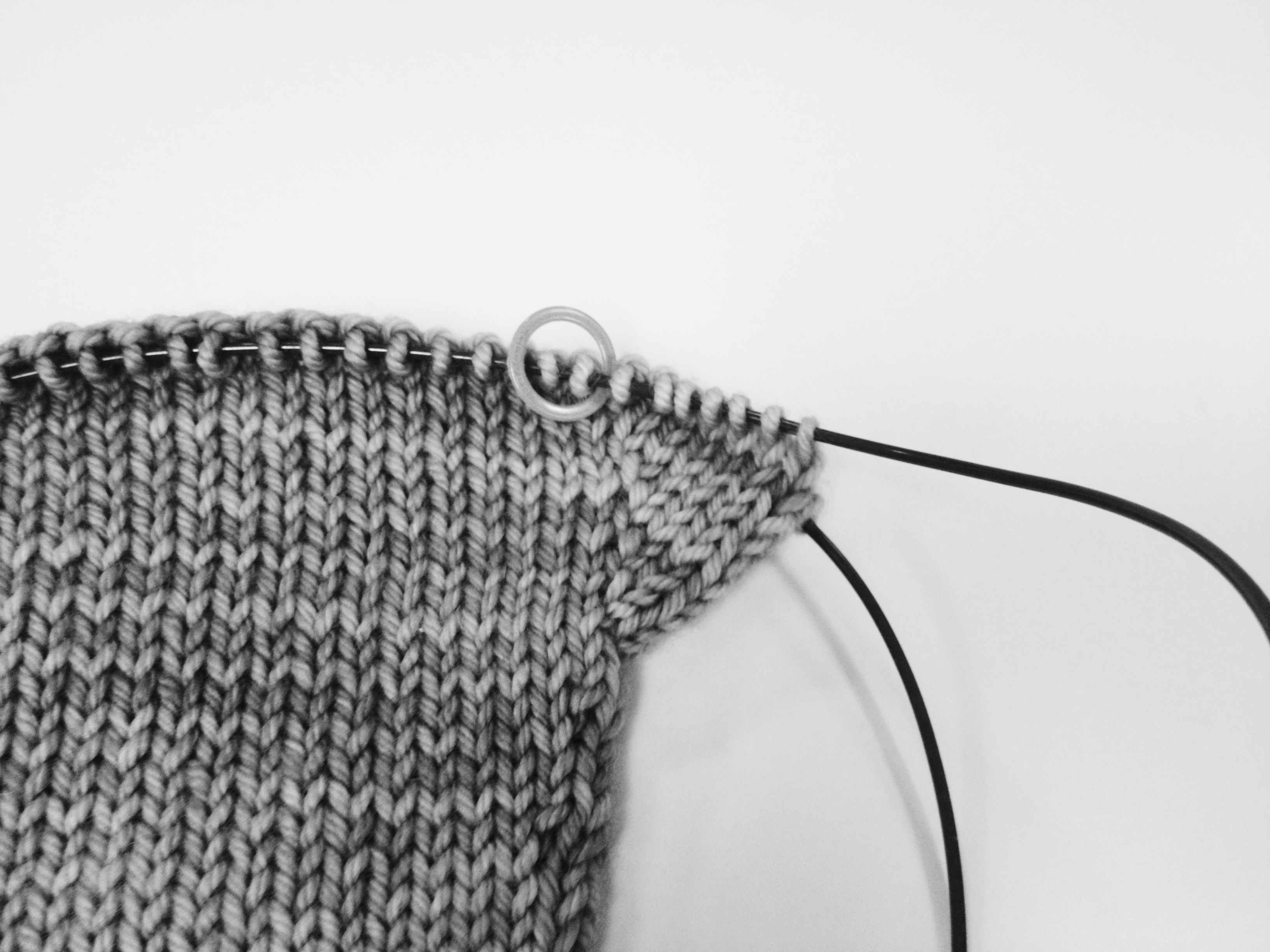 Knitting Increases For Thumb Gusset : Knitting love is all you knit page