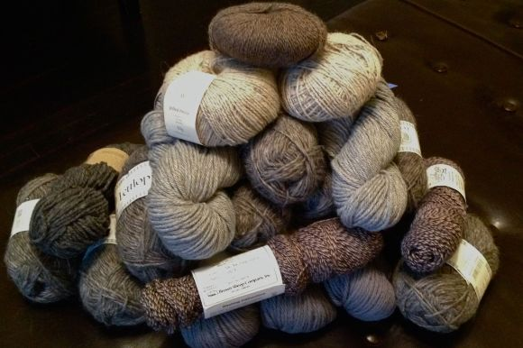 grey yarns
